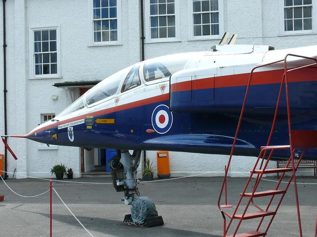Royal Aircraft Establishment Sepecat Jaguar T.2