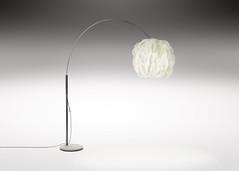 Fiela Feather Arc Light, Designed By Haldane Martin, Photo Justin Patrick