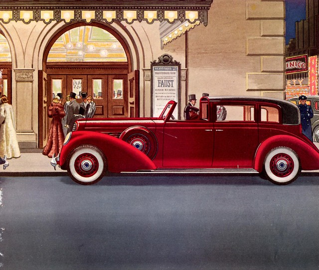 1938 Lincoln Brougham by Brunn