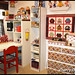 Mary Engelbreit inspired Office/Workshop Redo