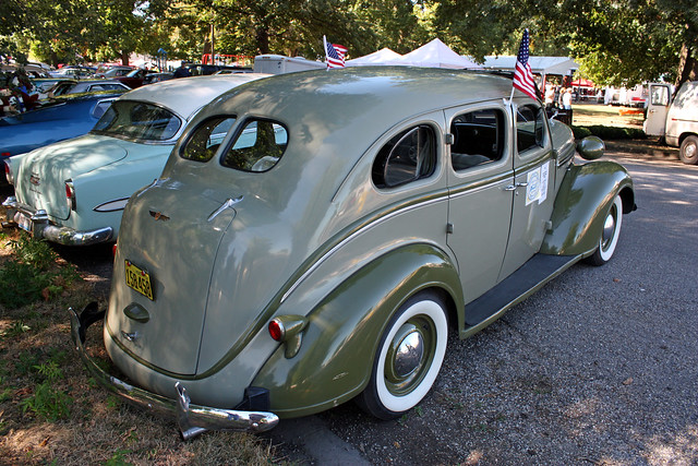 1937 dodge brothers 4 door touring sedan 10 of 12