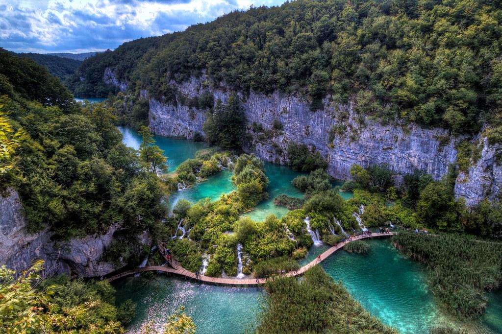 Balkan Road Trip: Plitvice Lakes, Croatia