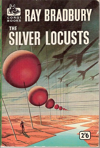 The Silver Locusts - Corgi book cover