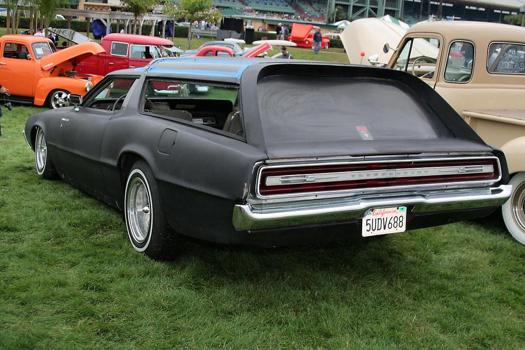 1967 Ford Thunderbird Custom Wagon Rvl A Photo On