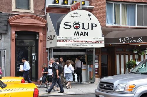 4985020148_cc44c57c76 The Original Soup Man : des soupes délicieuses à New York