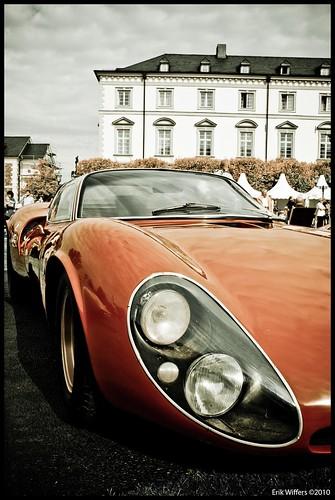 Alfa Romeo Tipo 33 Stradale (1967) by E82W