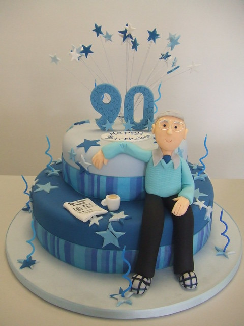 Cake Decorating Ideas For A 90 Year Old : 4990694449_46782f5da2_z.jpg