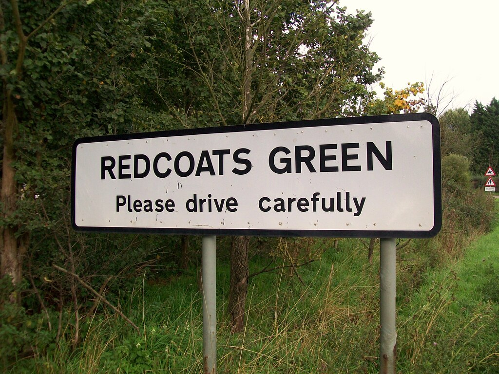 Redcoats Green