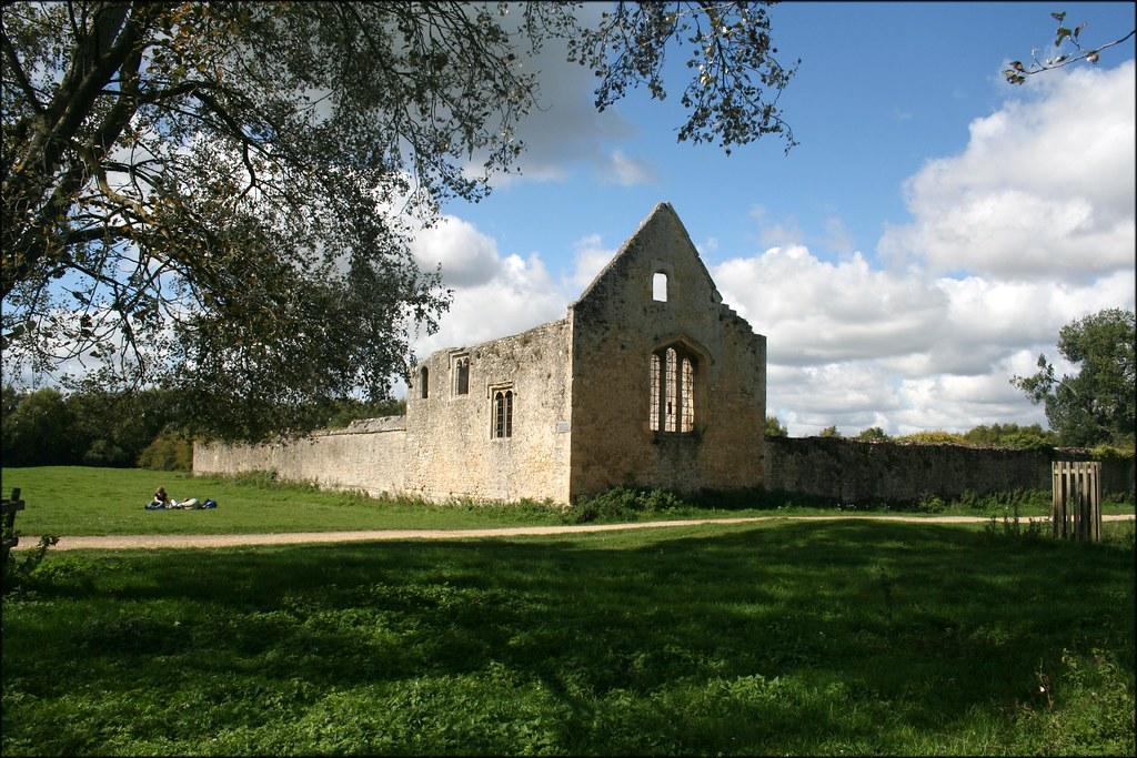 Godstow Abbey