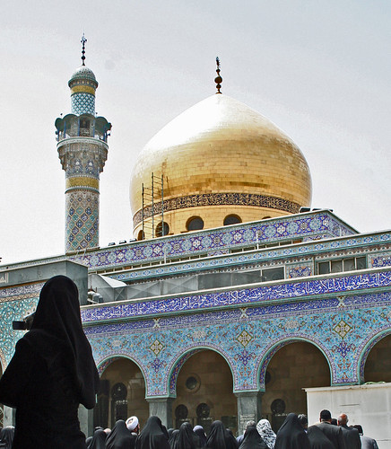 Shrine to Sayidda Zeinab-