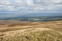 Arthur's Pike summit panorama 13