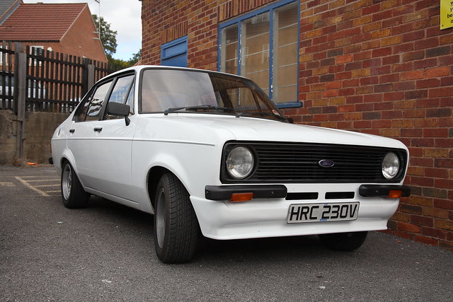 1980 ford escort mk11 1300 cc a real ford by. Black Bedroom Furniture Sets. Home Design Ideas