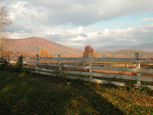 autumn mountain landscape littlewashington rappahannockcounty gingerhill