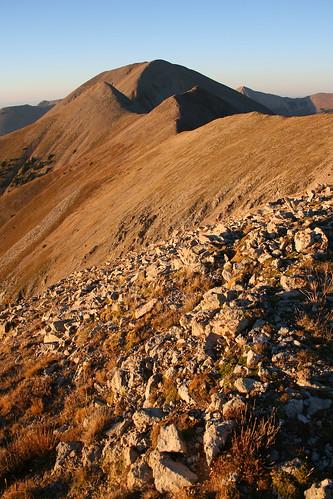 lighting sunset rock ridge goldenhour mountpeale mountmellenthin laccolith laurelpeak