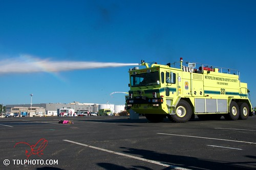 DCA Airport Emergency Exercise: Plane Crash