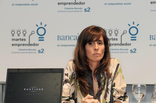 Carlota Mateos, de Rusticae