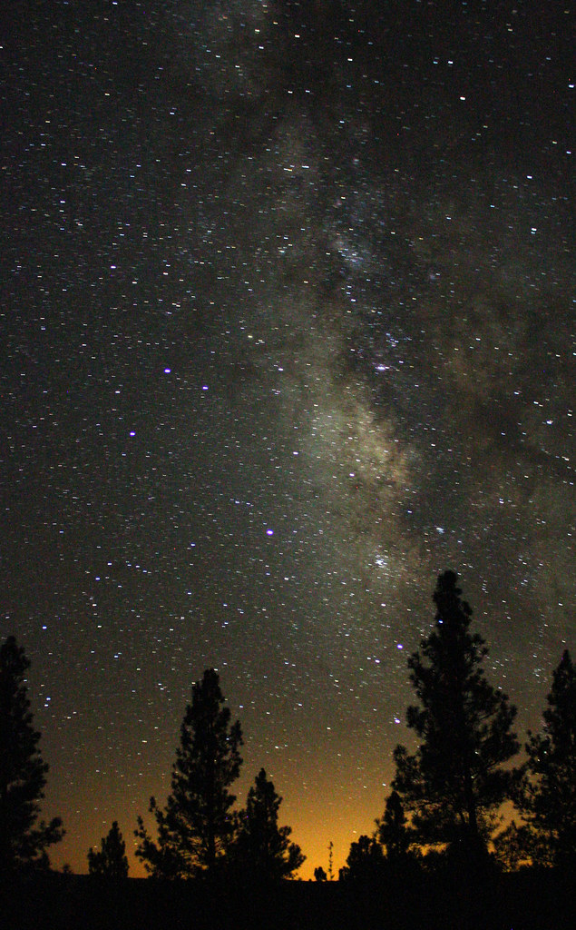 Perseis Meteor Shower, Photo taken 8-12-10 by Brienne Magee, by CocoNino National Forest, CC BY-SA 2.0, via flickr