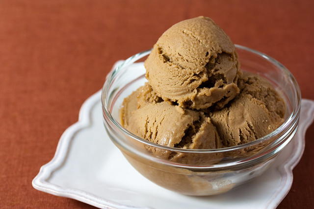 Vegan Hazelnut Coffee Ice Cream | Flickr - Photo Sharing!