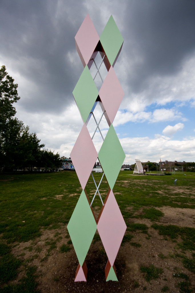 EAF Exhibition, Socrates Sculpture Park