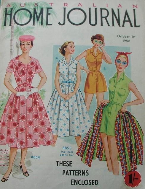 Australian Home Journal-October 1956