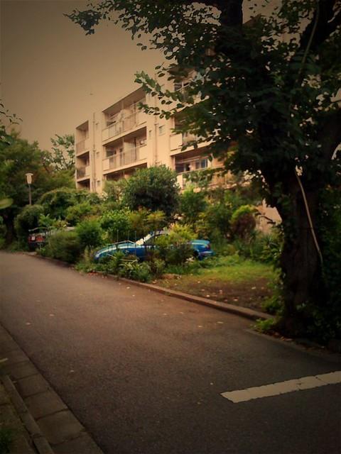 Photo:北青山三丁目の集合住宅。のどか。 By yukop