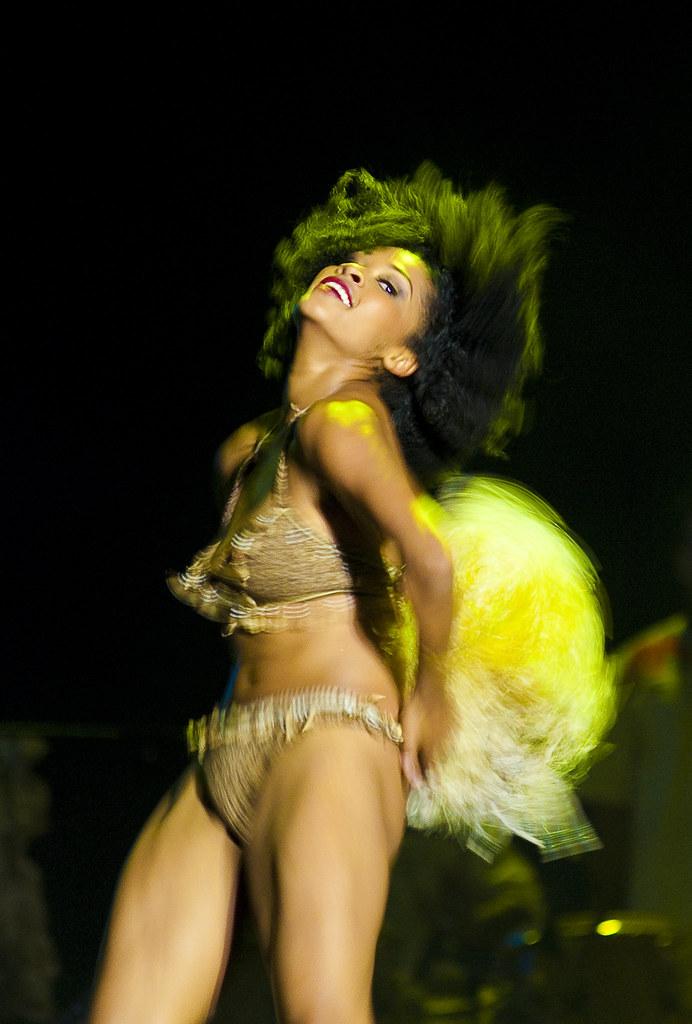 Damn Sexy Black Girl Ii En El 6to Festival Intnl Chihuahu Flickr