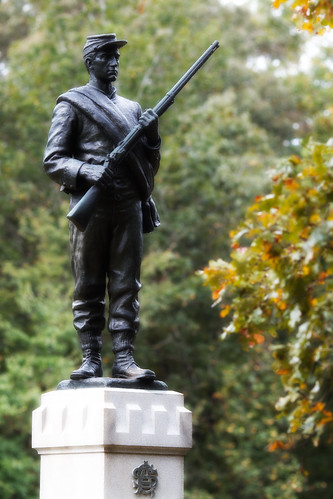 monument forest soldier tennessee confederate civilwar battlefield 1862 shiloh battlefields