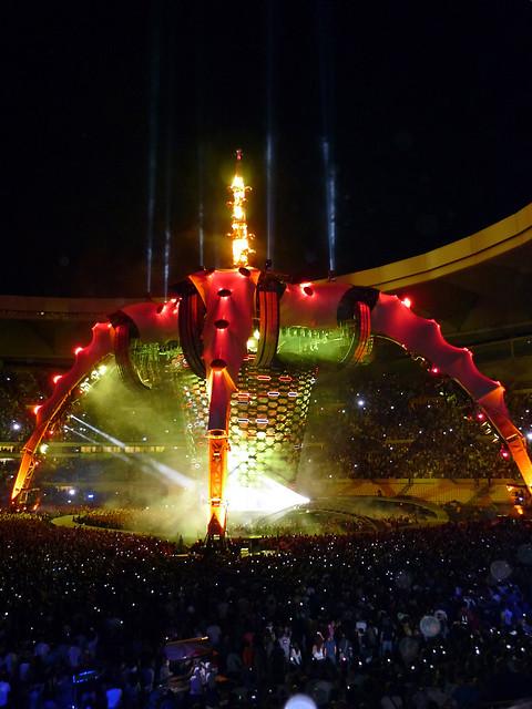 U2 en Sevilla
