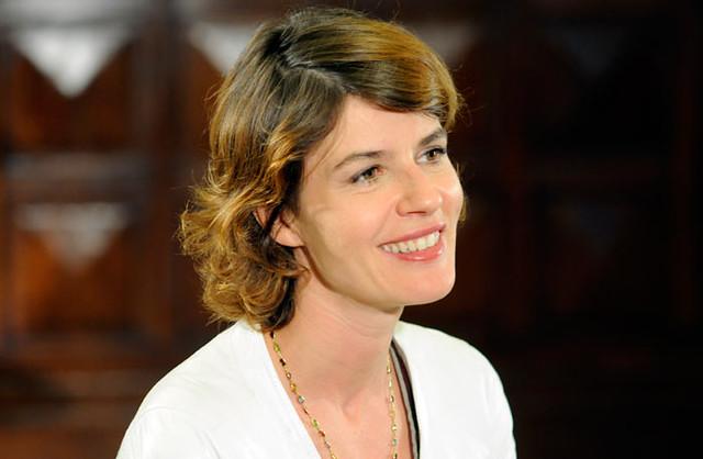 Entrevista com a atriz Irène Jacob