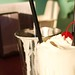 Soft serve vanilla milkshake | Lucy's Eastside Diner