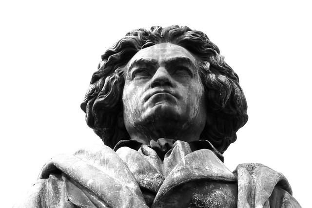 Germany - Bonn - The Great Ludwig van Beethoven