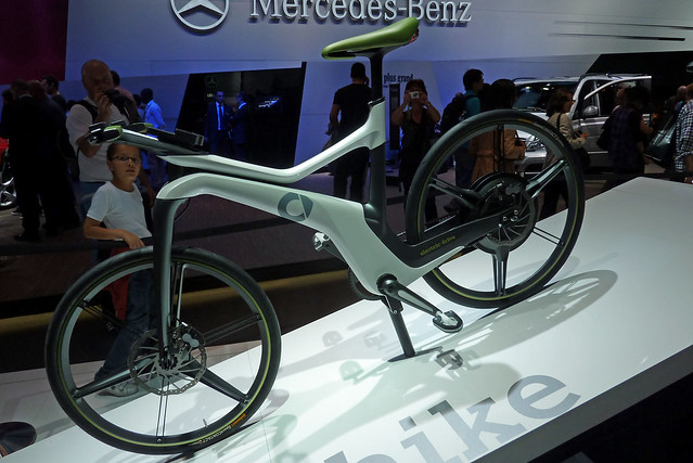 mercedes benz electric bike flickr photo sharing. Black Bedroom Furniture Sets. Home Design Ideas