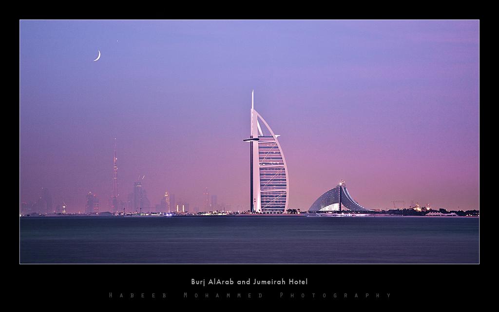 Landmarks of Dubai