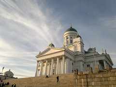 Helsinki Cathedral - photo taken with Nokia N8