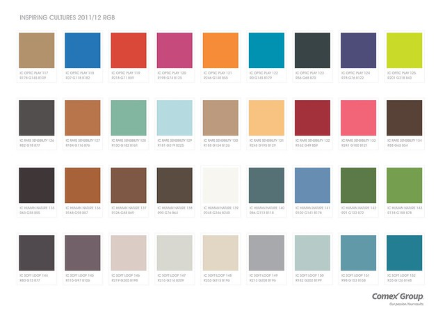 Color es interiores comex pictures to pin on pinterest for Catalogo de colores para interiores