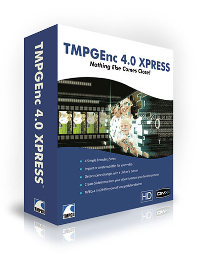 TMPGEnc XPress 478309 Video encoder TMPGEnc XPress 478309 Incl Keygen