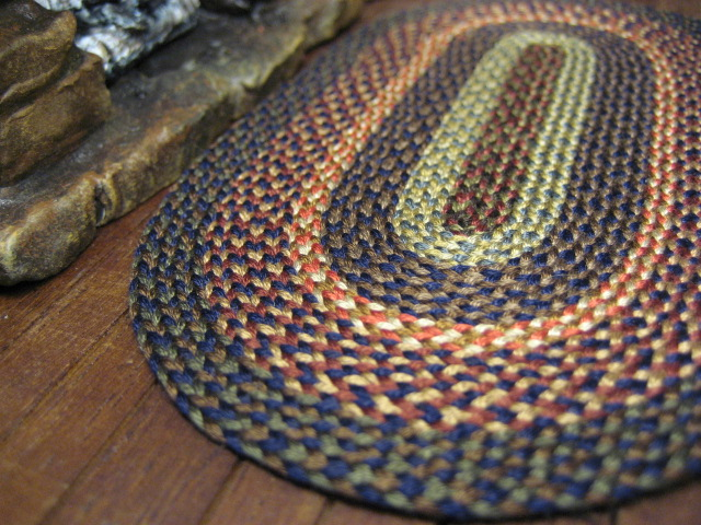 Braided Rug Oval Rugs Sale
