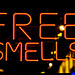 Free Smells, Unless You Are a Photographer