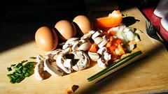 Sunday Morning Omelette