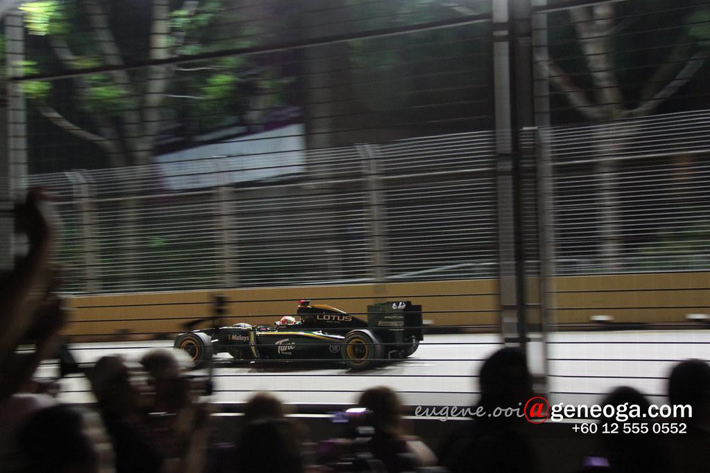 Malaysia's Lotus Racing