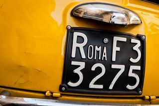 Roma F33275, Rome