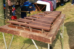 marimba, xylophone, furniture, wood, musical instrument,