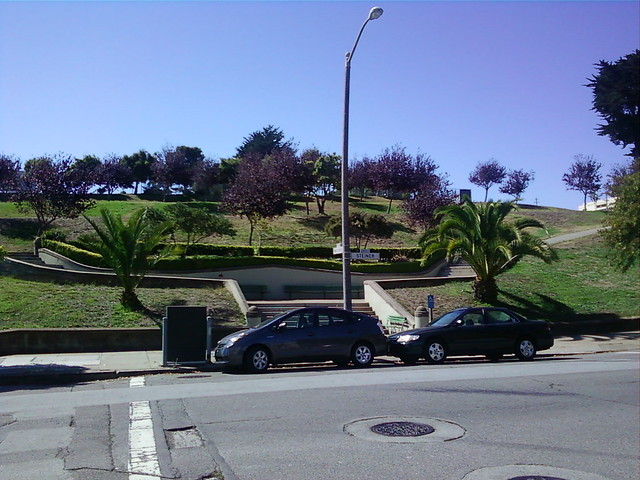 Header of Alta Plaza