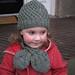Honeycomb scarf and Kiddie Koolhaus - 2