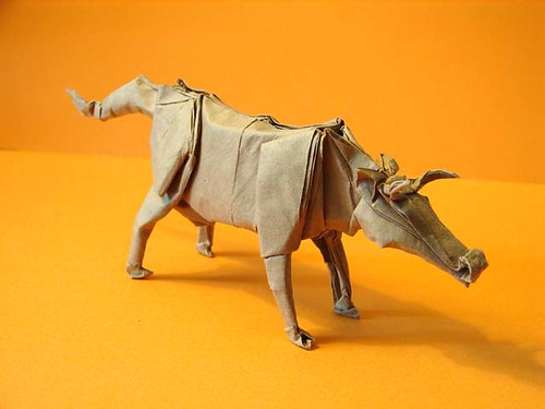 Paper Animal 1 Photos | Cow | 444