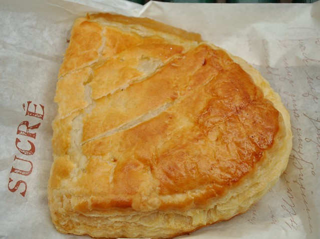 Chausson aux Pommes - Apple Turnovers | Flickr - Photo Sharing!