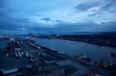 Wheel of Dublin: Dublin Port