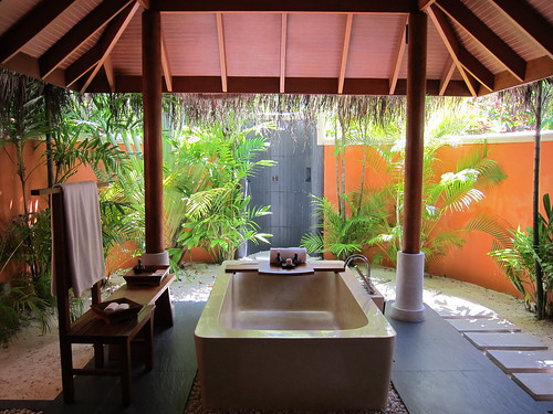 Bathroom Sunset Beach Villa