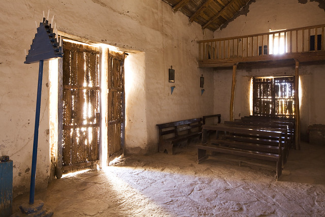 Churches of the Atacama: Chiu Chiu