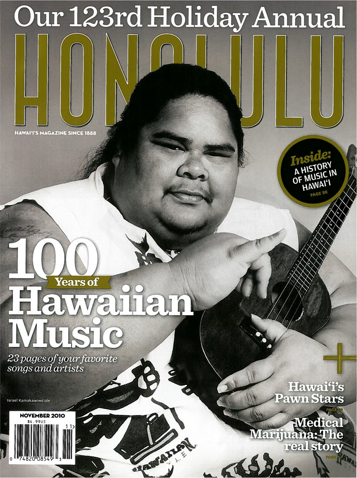 Honolulu Magazine: 100 Years of Hawaiian Music